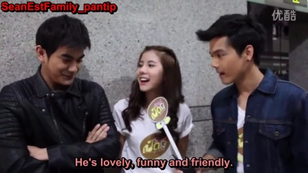 [EngSub] The opening ceremony of the Ugly duckling Sean-Esther