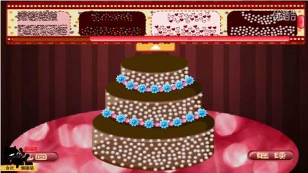 【熊出没之雪岭熊风】熊大过生日,小伙伴们为它做蛋糕,4399小游戏!