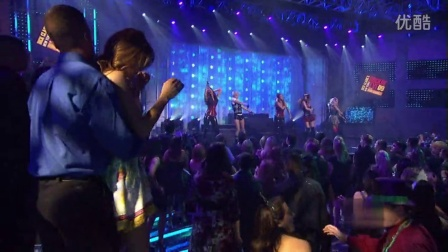 Pussycat Dolls - I Hate This Part (Live @ Dick Clark's New Year's Eve 2009)