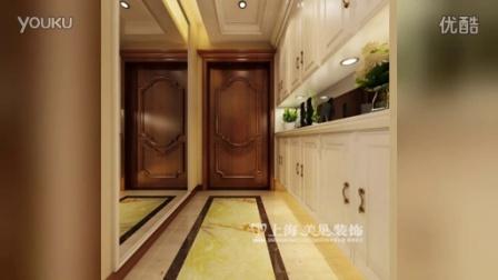 天骄华庭138平方四室两厅简欧风格装修案例效果图