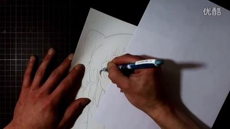 [萌绘][MYGODEES][未确认进行式]手绘夜之森小红[160分钟]