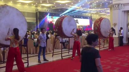 广州深圳珠海女子大鼓迎宾1.5米2米大鼓迎宾鼓大龙鼓