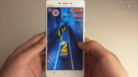 【泡泡网】vivo X5Pro - 《小黄人快跑》游戏体验