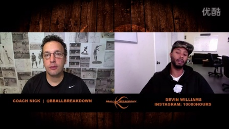 Devin Williams of 10000 Hours On His New Show And Training Basketball Players