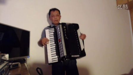 手风琴演奏 红歌连奏