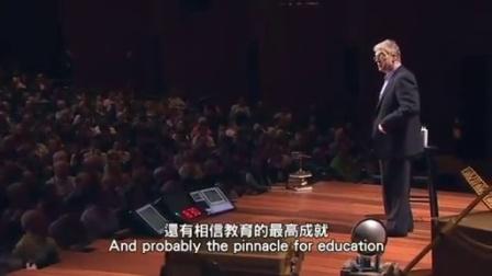 TEDTalks -Sir Ken Robinson 推动学习革命(中英字幕)