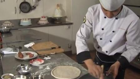 比萨饼的制作