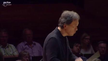 郑明勋指挥布鲁赫第一小协与马勒第五交响曲 沙汉姆小提琴