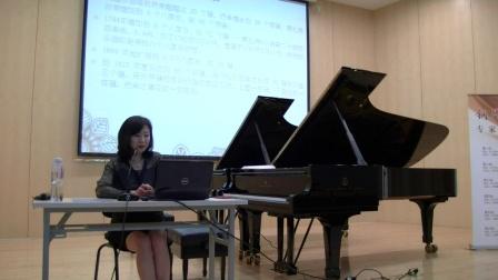 中央音乐学院由熹教授专家课—莫扎特奏鸣曲K.576 上
