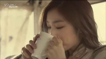 麦馨咖啡广告Maxim White Gold 金妍儿