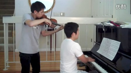 """[Cover] Star Wars """"The Force"""" Theme (Violin, piano)"""