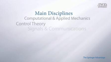 Springer电子期刊——工程学