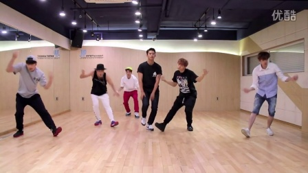 2PM (My House) Dance Practice 舞蹈练习室版