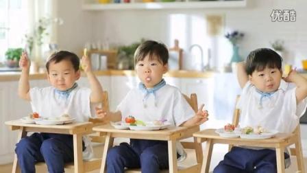 【三胞胎大韩民国万岁】Dongwon金枪鱼罐头广告1分钟版