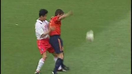 2002年世界杯韩国vs西班牙8强赛全场视频 CD