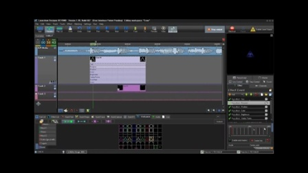 BEYOND Beam Show Timeline Tutorial