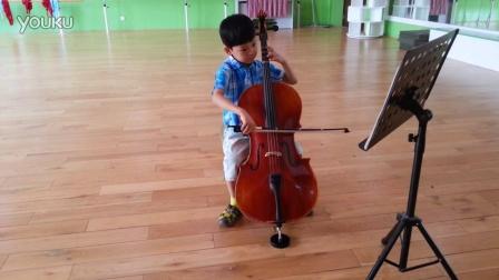 大提琴《告诉罗娣阿姨》王子曰