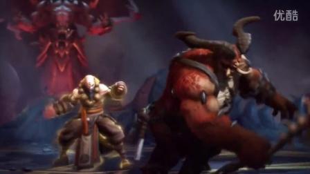 E3 2015:《风暴英雄》资料片及CG公布 骷髅王秒杀众生