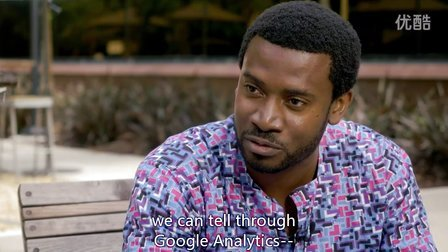 Coffee with a Googler: Chat with Emeka Afigbo about Sub-Saharan Africa projects