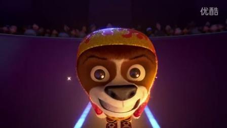 《马达加斯加3》插曲 首歌 Firework - Madagascar 3 Remix Katy Perry Official 1080p HD