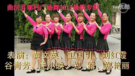 采茶舞 2014最新广场舞 中老年广场舞大全_flv