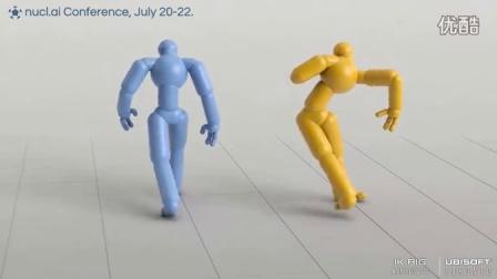 nucl.ai Conference- Ubisoft Toronto 'IK Rig' Prototype