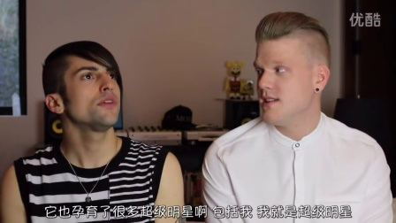 【PTX字幕组】Pentatonix - superfruit翻译 - 超基水果 - MX. MITCH GRASSI