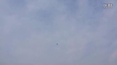 六轴飞行器完美飞行