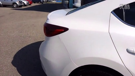 马自达3昂克赛拉国外试驾_YouTube精选_2014 MAZDA3 - GT model Finished in Snowflake White