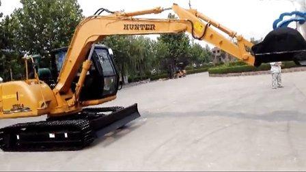 高性价比挖掘机,挖树机 13573470715