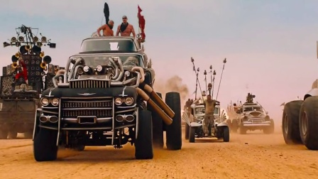 《疯狂的麦克斯4:狂暴之路 Mad Max Fury Road》原声 Blood Bag by Junkie XL