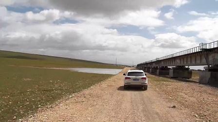 2014至摩旅视频(33)08-12-1沱沱河-穿越可可西里-无人区大堵车