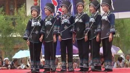 2015年黔南惠水端午节布依歌
