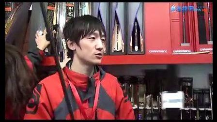 伽玛新品2012年廊坊春季渔具展销会渔视网专访