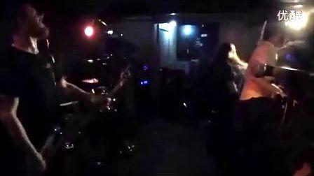 Cancer Bats - Lucifers Rocking Chair Live