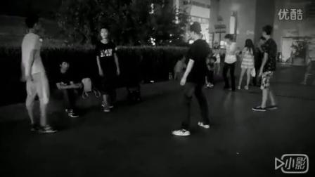 曳步舞-兴正元广场小show