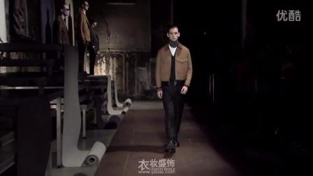 Cerruti 1881 Paris - Menswear Fashion Show - Fall Winter 2015[衣妆盛饰]