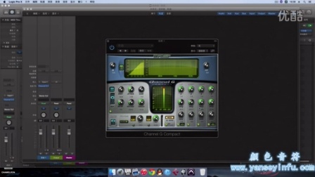 McDsp:channelGCompact与Dynamics