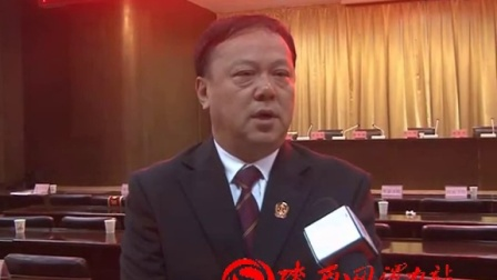 坚守司法廉洁 让老百姓感受公平正义---合阳县人民法院院长:饶秦军 2015年3月30日
