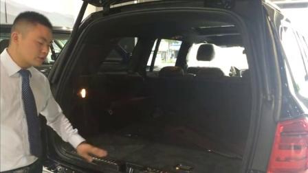 【柴大官人】2015款奔驰gl450美规版上海自贸区现车介绍,黑外棕内gl450奔驰最新报价,奔驰gl450报价及图片
