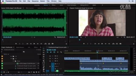 【阿甘推荐】Premiere Pro CC 2015全面核心训练视频教程015