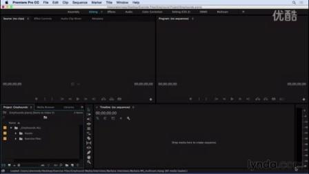 【阿甘推荐】Premiere Pro CC 2015全面核心训练视频教程002