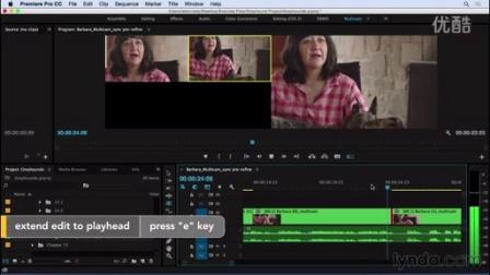 【阿甘推荐】Premiere Pro CC 2015全面核心训练视频教程084
