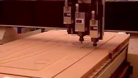 芈月传 气动三工序木门雕刻机 木工雕刻机厂家直销