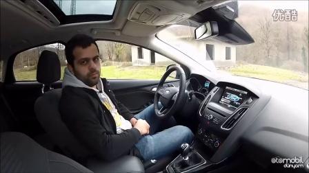 2015款福克斯VS马自达3昂克赛拉_YouTube精选_Karşılaştırma - Ford Focus Sedan vs Mazda3 Sedan