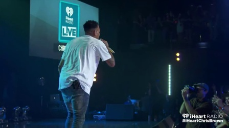 Chris Brown - Live at iHeartRadio 2015