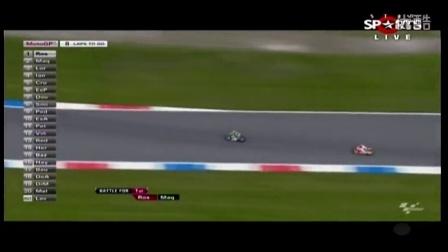 2015年MotoGP第8站荷兰站GP组正赛精华【卫视体育】