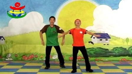 幼儿园新学期体操演甜蜜运动操小班体操