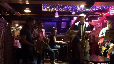 BLUE NOTE 台北夜JAM SESSION2  TK SAXOPHONE 相聚歡