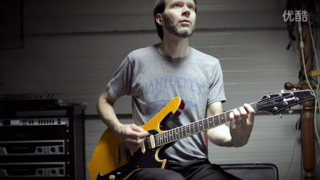 Paul Gilbert Blues Vs Metal